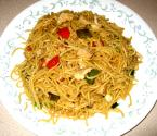 Szechwan Chicken Noodles